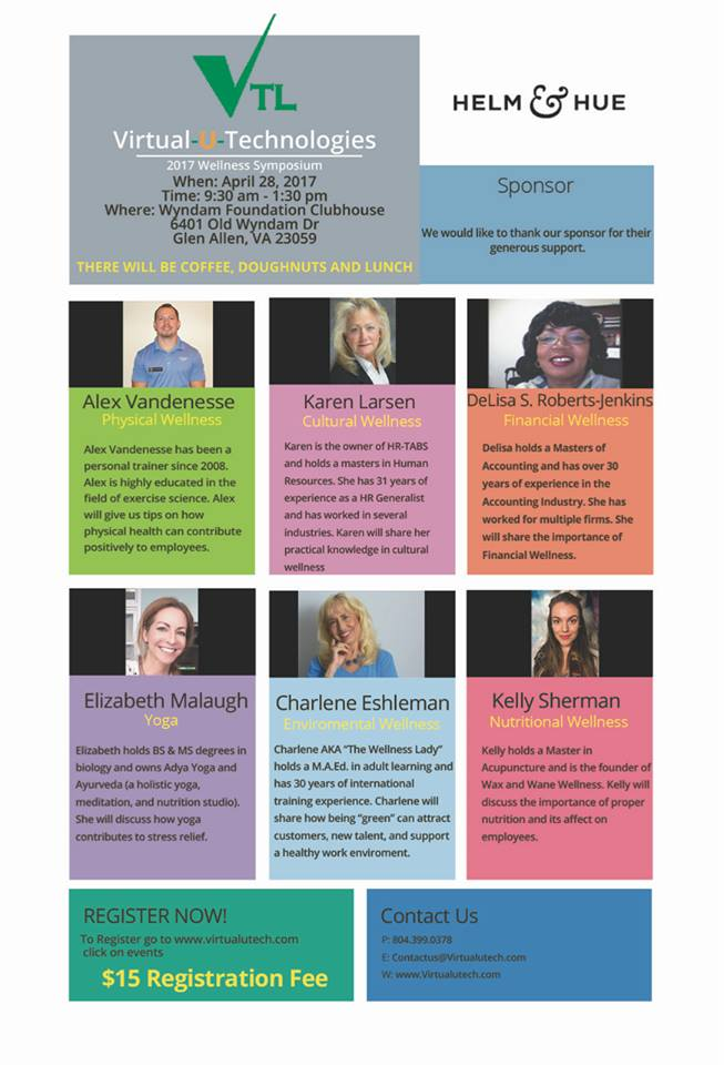 2017 Symposium Flyer